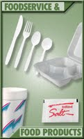 paper plastic foam cups lids, dispensers, cutlery, dinneware, party supplies